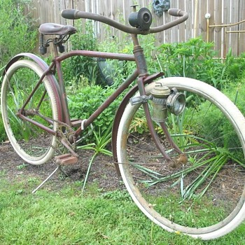 E.C. Simmons Keen Kutter Bicycle
