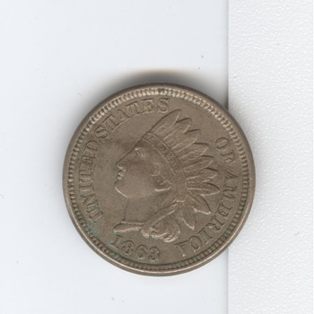 1853 Indian Head - US Coins