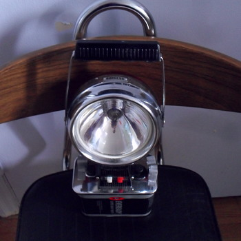 Burgess trailblazer light. - Lamps