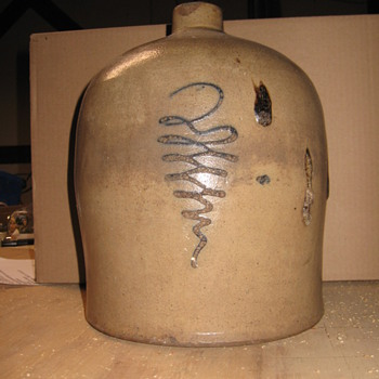 wine jug