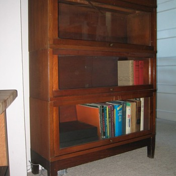 Globe-Wernicke Lawyer's Bookcase - Furniture