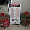 Coin Op 1 cent Gum Machine