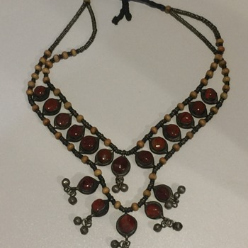 Afghanistan Tribal Necklace