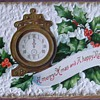 Old Christmas Card - Made in Germany
