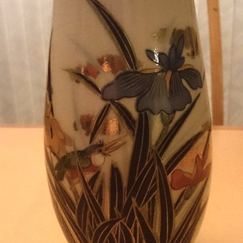 Japanese Vase from my favourite thrift shop