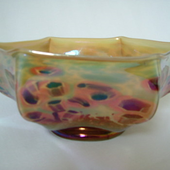 Kralik Millefiori Knuckle Bowl