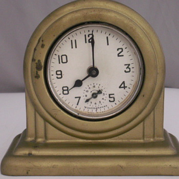 Another Westinghouse Alarm - Clocks