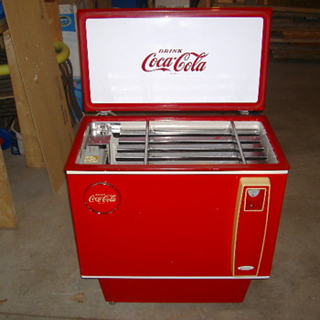 Information on my Coke machine - Coca-Cola
