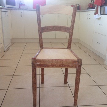 Inherited chairs - Furniture