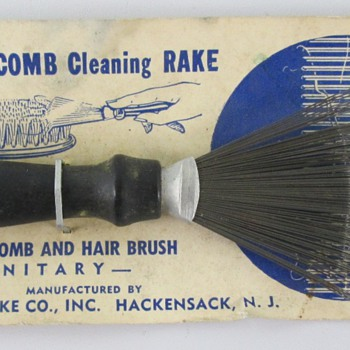 Brush & Comb Cleaning Rake