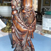 Antique Hand Carved Chinese Iconography