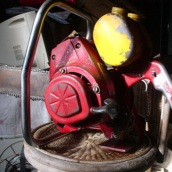 vintage chainsaw - Tools and Hardware