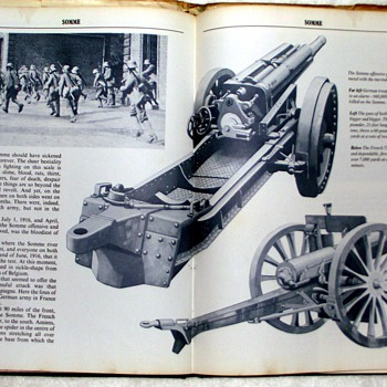 1974-famous land battles-part 2-weapons-ww1 and ww2. - Military and Wartime