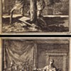 XVIII Century lithographies