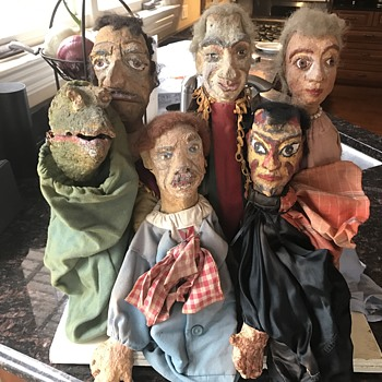 Old Puppets