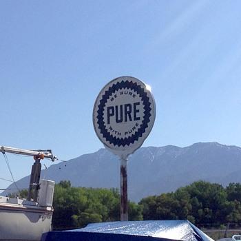Pure Gasoline