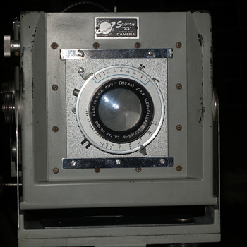 "Burke & James Saturn ""75"" Mono-Rail Camera - Cameras"