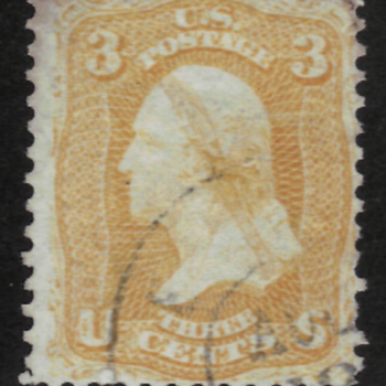 Another weird one 1861-66? - Stamps