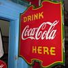 1939 Coca Cola Canadian Flange