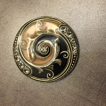 Mysterious Brooch/Pin Made in France???