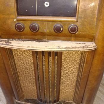 Radio RCA Victor A31 Search Glass