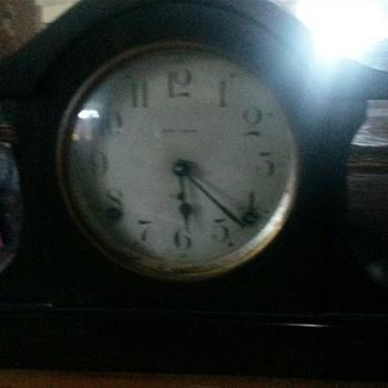 Seth Thomas Clock in Oregon