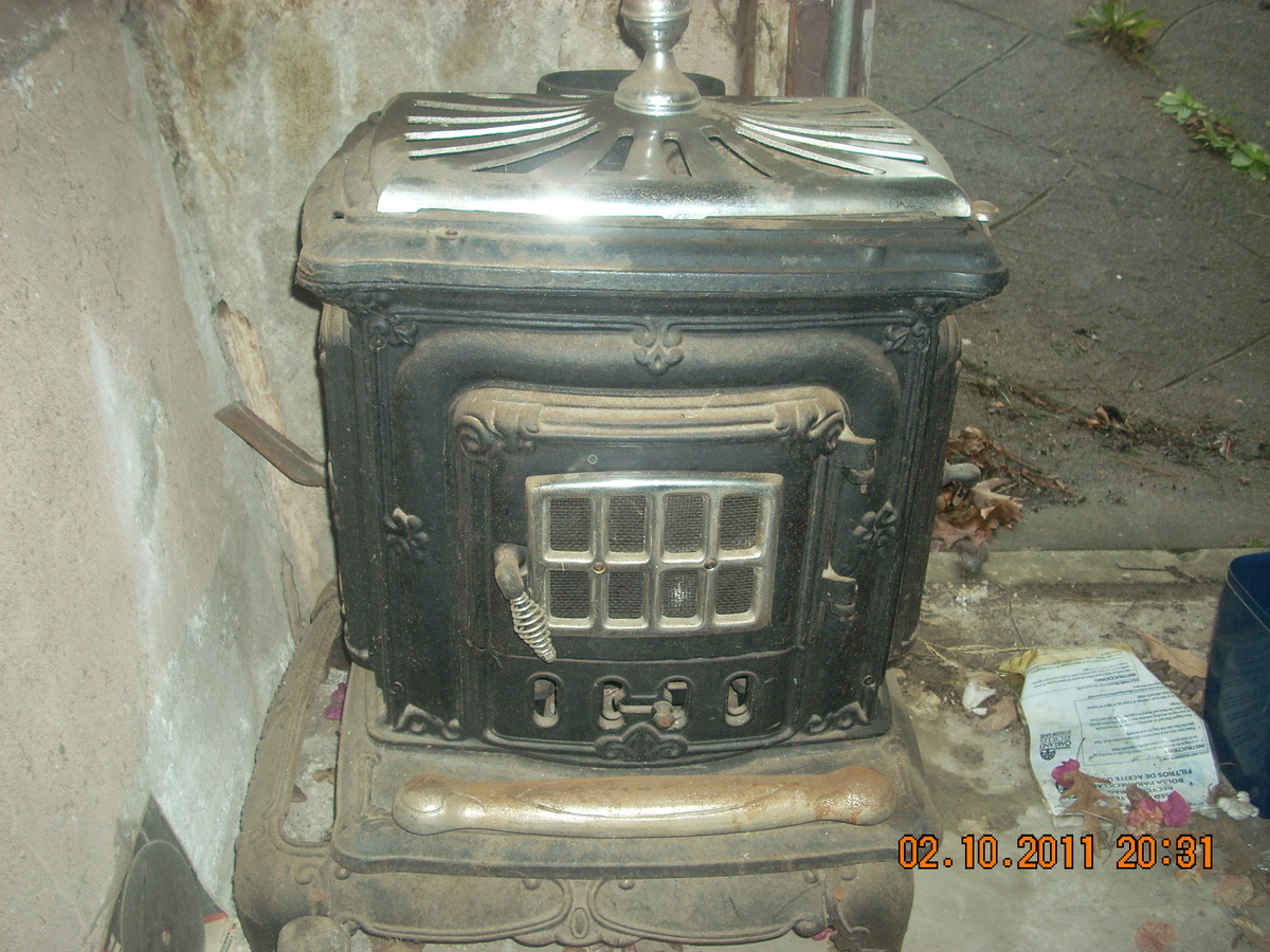 - Old Wood Burning Stove Collectors Weekly