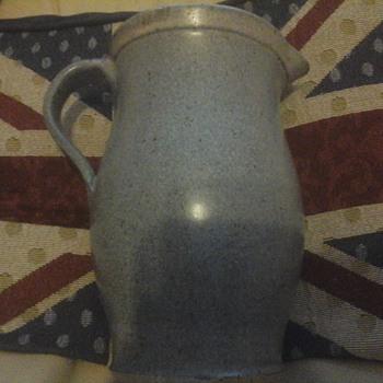 stoneware jug - Pottery