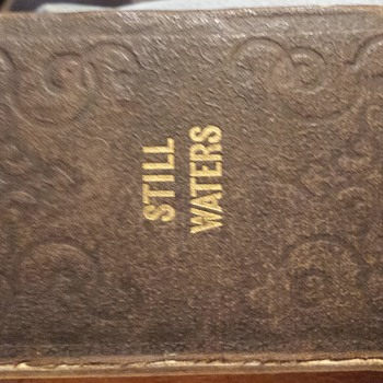 great great grandfather's book