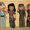 Military Dolls