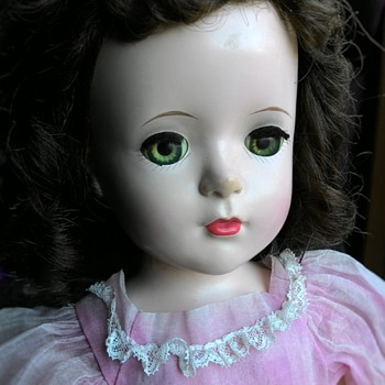 "Madame Alexander Margaret 17,5"" Doll - Dolls"