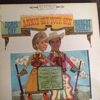 Annie Get Your Gun - Records