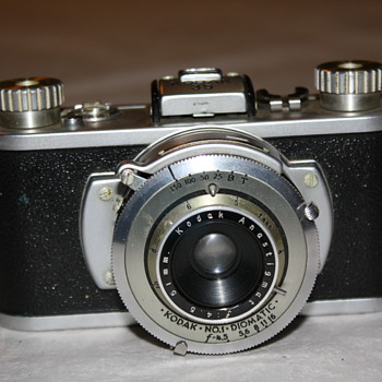 Kodak 35 Diomatic Camera - Cameras
