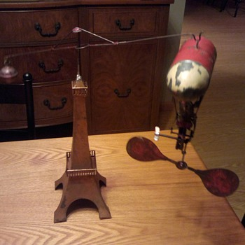 1904 Santos Dumont (Worlds Fair Toy) only one known to exist