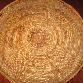 Woven Tray ... - Folk Art