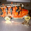 1940&#039;s Wind up fire engine