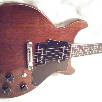 1960 gibson les paul special type electric guitar unmarked need help