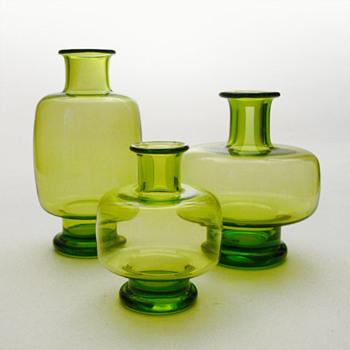 MAJGRØN, Per Lütken (Holmegaard, 1955) - Art Glass