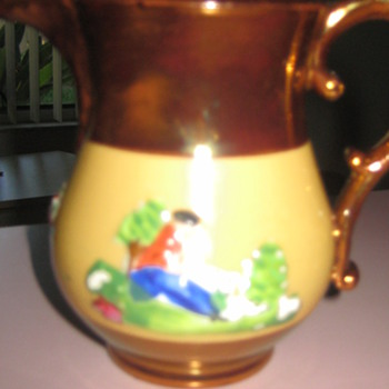 Small Dutch pitcher