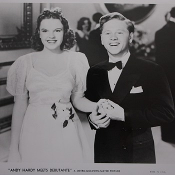 """Andy Hardy Meets Debutante"" Still - Movies"