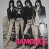 Ramones Rocket To Russia 1977 record store cardboard promo