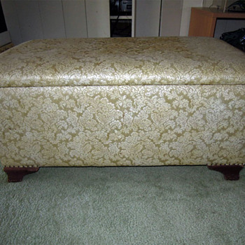 Trunk from Grandma - Furniture