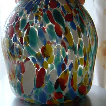 Murano (?) bottle
