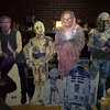 1993 LIFESIZE STARWARS POSTER FIGURES
