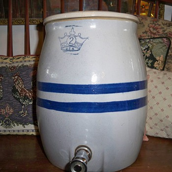 Crown Water cooler - China and Dinnerware