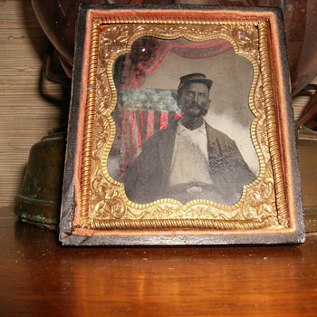 Civil War Soldier ? - Photographs