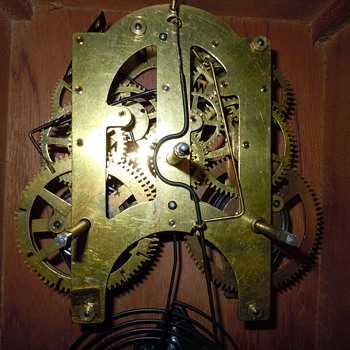 Regulator Wall Clock