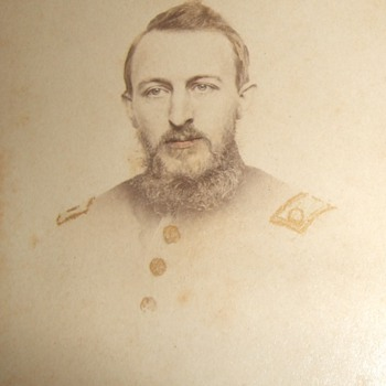 Civil War HERO of Maine - Photographs
