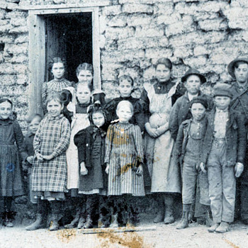 CRUMBLING SCHOOLHOUSE, WAS IT SAFE FOR CHILDREN?