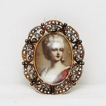 Pendant/Brooch - Help Needed! - Fine Jewelry